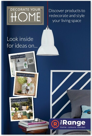 The Range Decorate Your Home