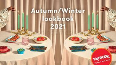 TK Maxx Autumn/Winter Lookbook