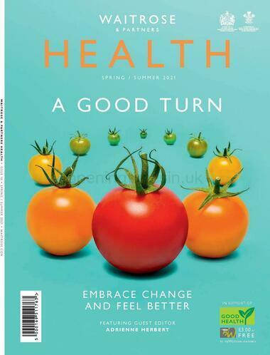 Waitrose Health Spring / Summer