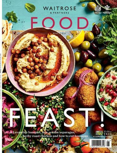 Waitrose Food Magazine May