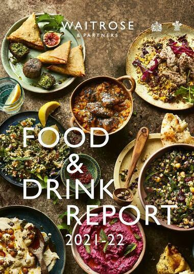 Waitrose Food & Drink Report 2021-22