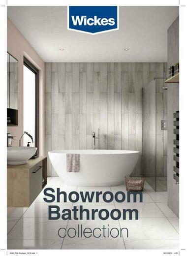 Wickes Bathrooms Brochure