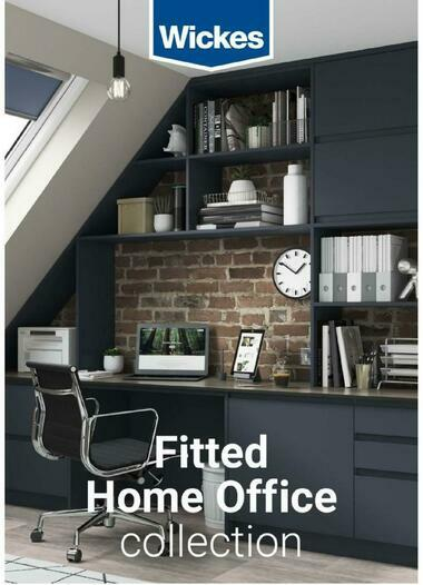 Wickes Fitted Home Office