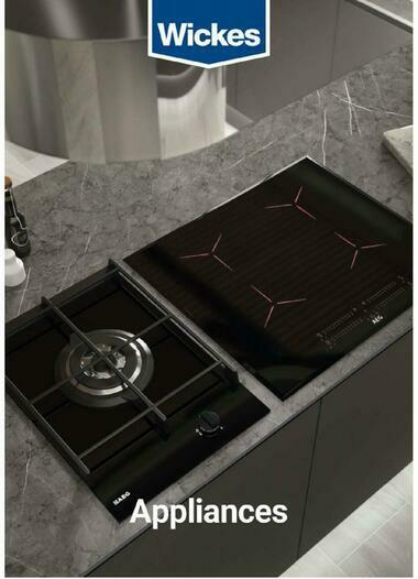 Wickes Kitchen Appliances Brochure