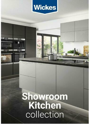 Wickes Kitchens brochure