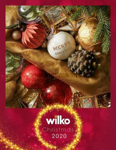 Wilko Lookbook Christmas 2020